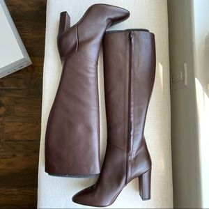 Vince Knee High Boots
